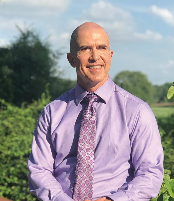 Dr. David Blake Jones, Founder and CEO of Atlanta Restorative Acupuncture